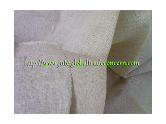Bleached Hessian Cloth